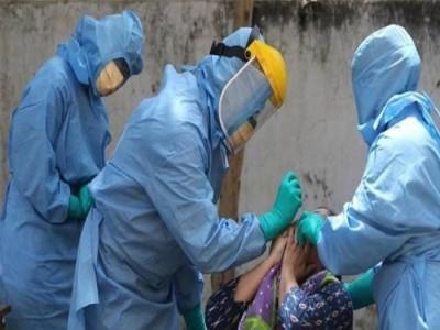 फिर हुआ कोरोना के मामलों में इजाफा, 24 घंटों में मिले 34,403 मरीज