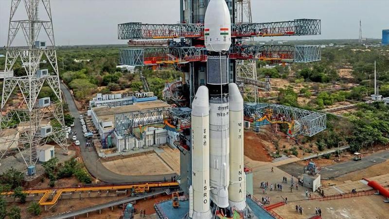 Chandrayaan 2 Launch Live Update: चांद के सफर पर रवाना हुआ बाहुबली चंद्रयान 2