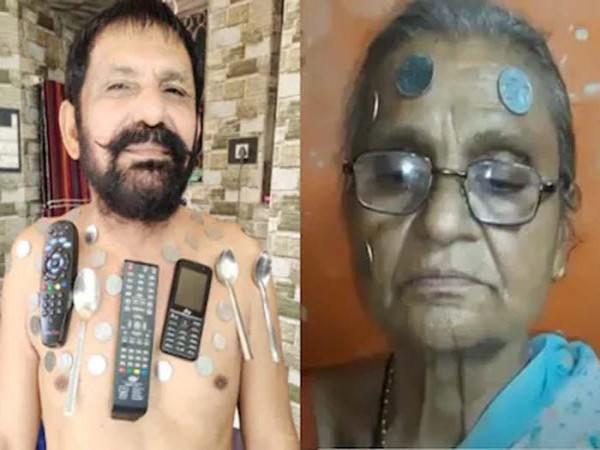गुजरात में  वैक्सीन के बाद 3 लोगों का दावा- कोरोना वैक्सीन लगवाने के बाद शरीर बन गया चुंबक