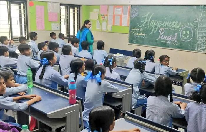 दिल्ली के स्कूलों में इस तारीख तक की गई गर्मी की छुट्टियां