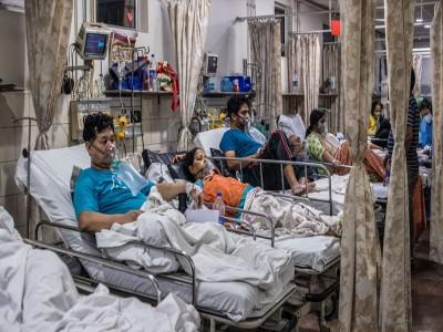 कोरोना से जूझने वाले हाई ब्लड प्रेशर और डायबिटीज के युवा मरीजों में ब्रेन स्ट्रोक का खतरा अधिक