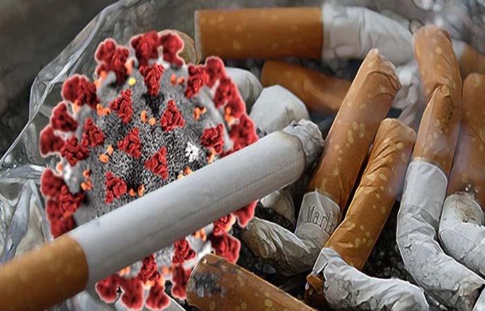 क्या सिगरेट कोरोना भगाने में करेती है मदद?