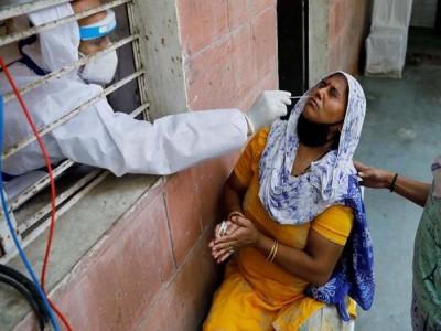 Coronavirus in India: 24 घंटे में आए करीब 50 हजार कोरोना केस