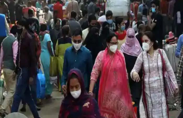 COVID-19 in India: 24 घंटे में मिले 46,232 नए केस, 564 मरीजों की मौत