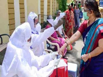 सात लाख पार हुए भारत में कोरोना के मामले, 4 दिन में मिले 1 लाख केस