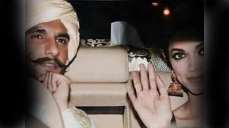 कुछ खास थी दीपिका और रणवीर सिंह की शादी, देखें खास तस्वीरें