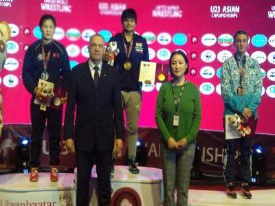 एशियन चैंपियनशिप में दिव्या ने देश को सोने से चमकाया