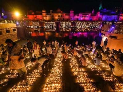 अयोध्या में भव्य दीपोत्सव आज, रामलला के दरबार से सीएम योगी करेंगे शुभारंभ