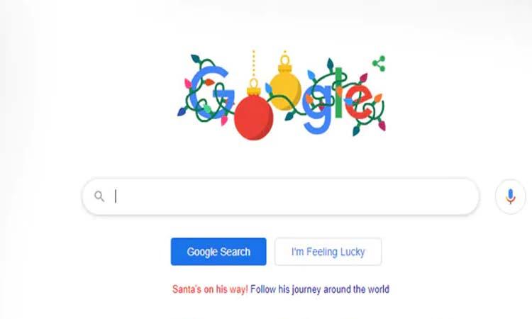 Happy Holidays 2019: हैपी हॉलिडेज लिखकर Google doodle ने दी बधाई