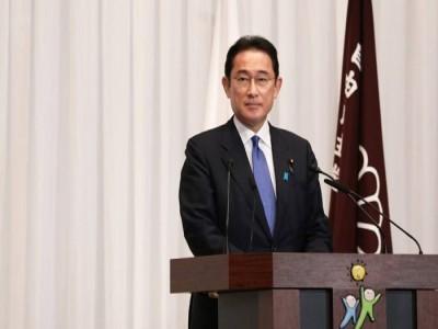 जापान के नए प्रधानमंत्री चुने गए फुमिओ किशिदा