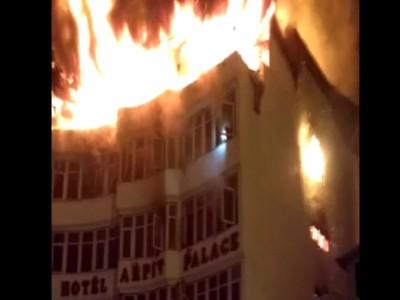 दिल्ली में दर्दनाक हादसा: करोलबाग के एक होटल में लगी आग में 17 की मौत