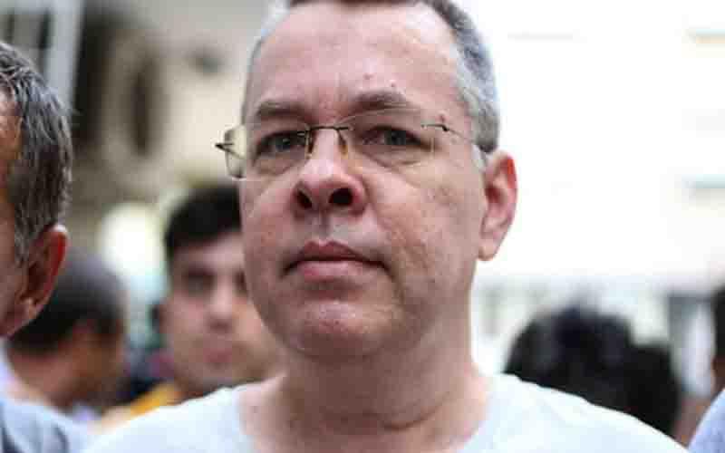 तुर्की में हिरासत में लिये गये अमेरिकी पादरी जल्द किये जा सकते हैं रिहा