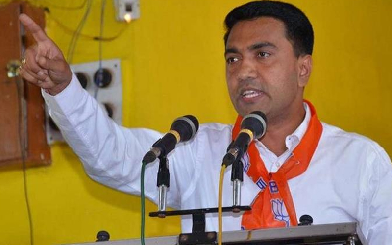 प्रमोद सावंत बन सकते हैं गोवा के नए मुख्योमंत्री