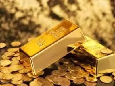 सोने में आज फिर आई भारी गिरावट, 1200 रुपये हुआ सस्ता