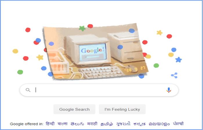 Google 21st Birthday: कुछ इस अंदाज में मना रहा है गूगल अपना 21वां जन्मदिन