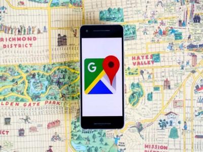 गूगल मैप्स जल्दी लेकर आने वाला है ये बड़ा बदलाव