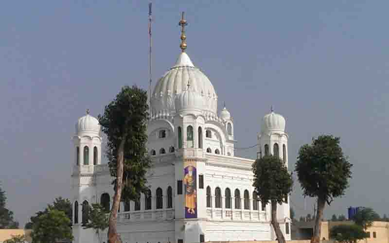 Kartarpur corridor : पाकिस्तान आज रखेगा नींव