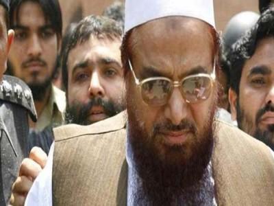 FATF की बैठक से पहले आतंकी हाफिज सईद को जेल