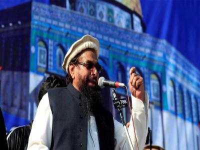 गिरफ्तार हुआ आतंकी हाफिज सईद, पाकिस्तान में हुआ अरेस्ट