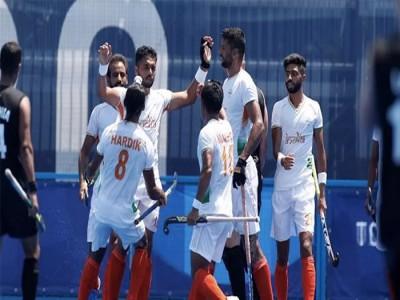 Tokyo Olympics: जीत के साथ हुआ भारतीय पुरुष हॉकी टीम आगाज, न्यूजीलैंड को हराया