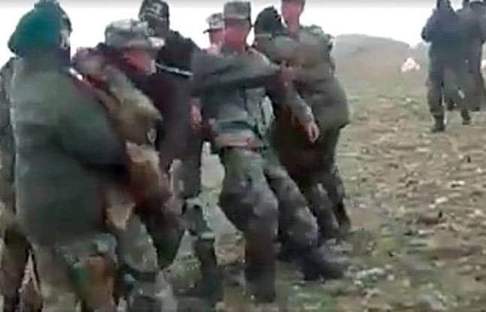 India-China Standoff: भारतीय सीमा में पकड़े गए चीनी सैनिक