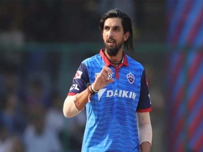 IPL 2020: दिल्ली कैपिटल्स को झटका! इशांत शर्मा प्रैक्टिस के दौरान हुए घायल