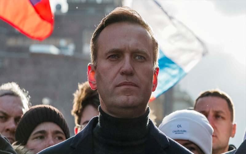 रूस के विपक्षी नेता नवेलनी ने लगाया पुतिन पर आरोप, कहा- पुतिन के इशारे पर ही दिया गया मुझे जहर