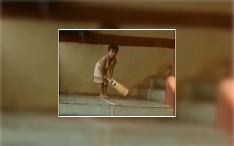 आकाश चोपड़ा ने इंस्टाग्राम पर शेयर किया एक बच्चे का वीडियो, सोशल मीडिया पर हो रही क्रिस गेल से तुलना
