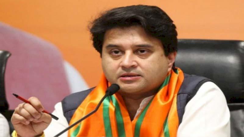 MP: ज्योतिरादित्य सिंधिया ने बढ़ाई सियासी सरगर्मी, कही ये बात……..