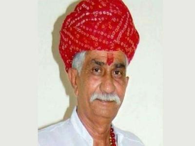 Rajasthan: कांग्रेस विधायक कैलाश त्रिवेदी का  कोरोना से हुआ निधन