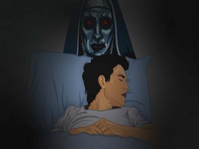 अगर आपको भी आते हैं रात को बुरे सपने,तो दे रहे हैं आपको ये संकेत