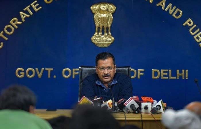 केजरीवाल ने की दंगा पीड़ितों के लिए मुआवजे की घोषणा, कहा- जिन लोगों ने दंगे करवाए उन्हें छोड़ेंगे नहीं