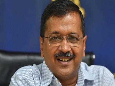 अरविंद केजरीवाल के शपथ ग्रहण में नहीं पहुंचे BJP सांसद