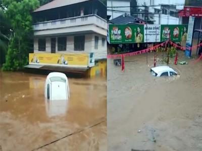 Kerala Floods: केरल में बारिश से बाढ़ जैसे हालात, अब तक 18 की मौत