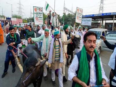 किसानों ने 8 दिसंबर को भारत बंद का आह्वान किया