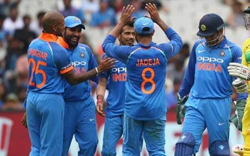 एक क्लिक में लिजिए Ind vs Aus 3rd ODI का पूरा मजा