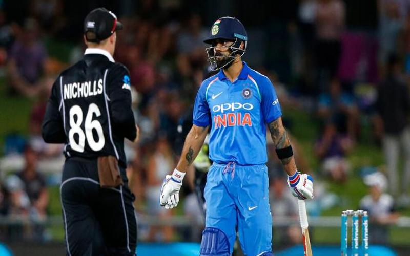 INDvsNZ LIVE: टीम इंडिया ने किया सीरीज पर कब्जा, 7 विकेट से न्यूजीलैंड को हराया