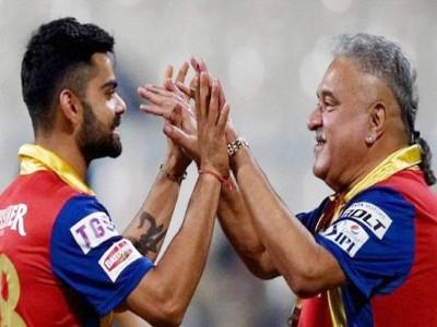IPL 2019: विराट की टीम बेंगलुरू को भगोड़े माल्या ने कहा कागजों का शेर