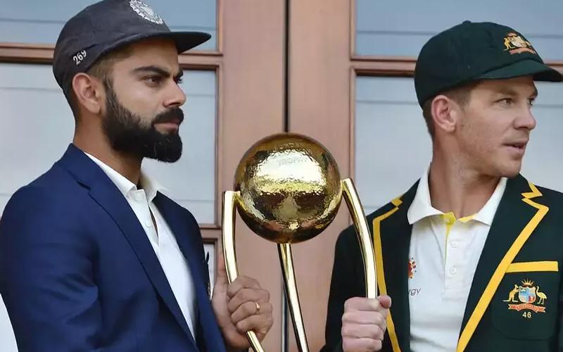 IndvsAus: चाय तक भारत के 6 विकेट गिरे