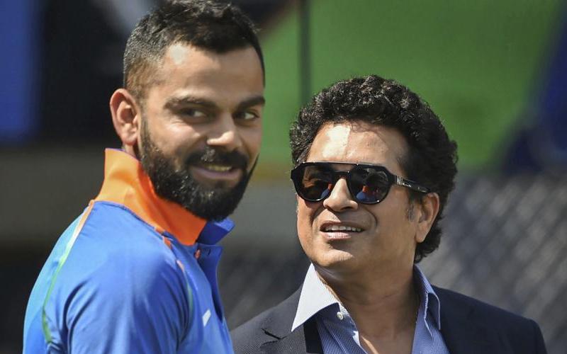 कोहली की विराट पारियां तोड़ देगी क्रिकेट के भगवान सचिन का रिकॉर्ड?