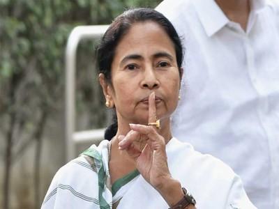 ममता बनर्जी ने BJP दफ्तर का तुड़वाया ताला