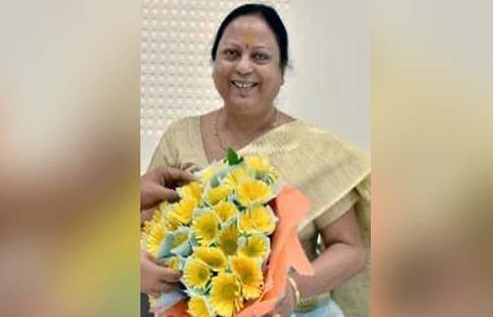 योगी सरकार में कैबिनेट मंत्री कमला रानी वरुण का कोरोना संक्रमण से निधन