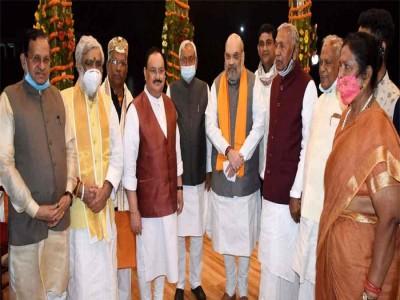 बिहार में जल्द होगा नीतीश मंत्रिमंडल का विस्तार