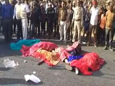 झारखंडः सड़क हादसे में हुई एक ही परिवार के 10 लोगों की मौत