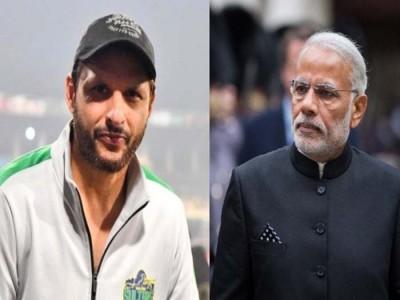 बड़बोले  हुए शाहिद अफरीदी, कहा- जब तक रहेगी मोदी की सरकार, नहीं हो सकती भारत-पाकिस्तान सीरीज़