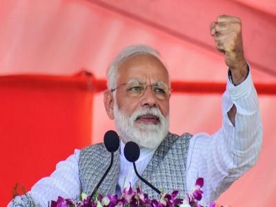 लोकसभा चुनाव 2019: ब्लॉग के जरिए पीएम मोदी ने साधा कांग्रेस पर निशाना