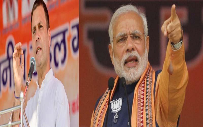 राजस्थान में राहुल का हमला को लेकर  मोदी जी कहा...