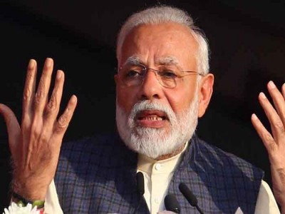 तमाम दबाव के बावजूद हम अपने फैसले के साथ खड़े हैं और खड़े रहेंगे- PM मोदी