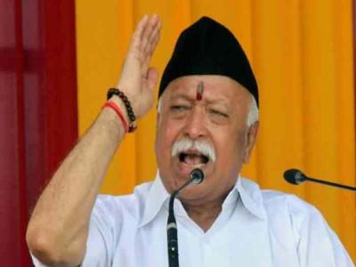 जम्मू कश्मीर से अनुच्छेद 370 हटने पर बोले RSS प्रमुख मोहन भागवत,कहा-  नेताओं की जेब में जाता था 80% फंड