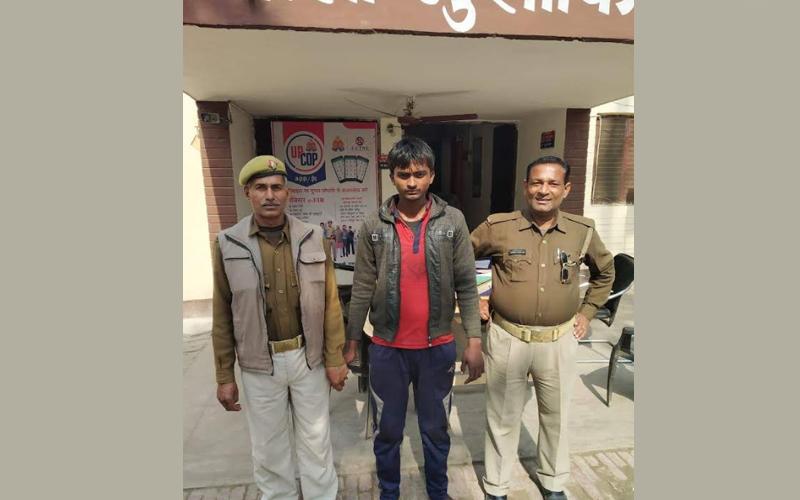 पुलिस को मिली बड़ी कामयाबी, 15 ग्राम मार्फीन के साथ गिरफ्तार हुआ युवक